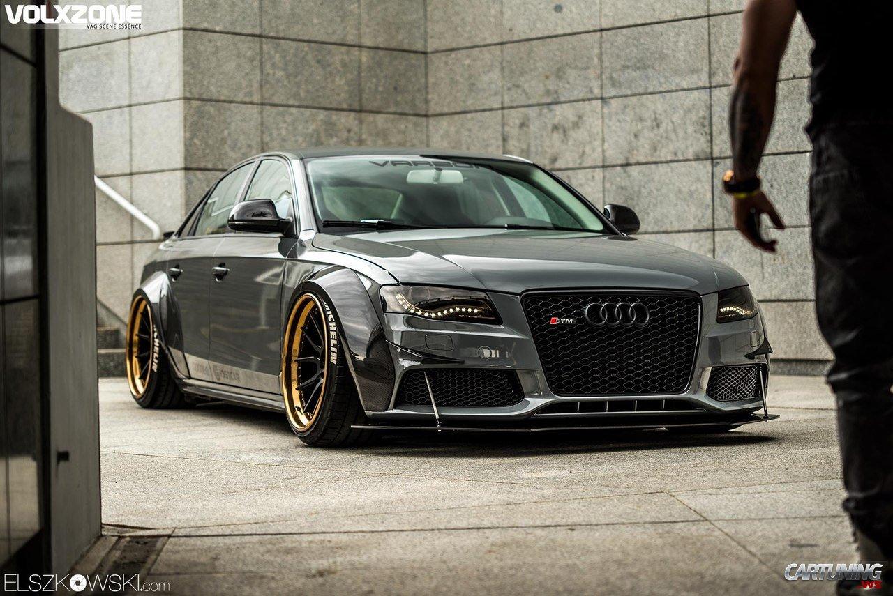 Audi rs4 avant b5 tuning