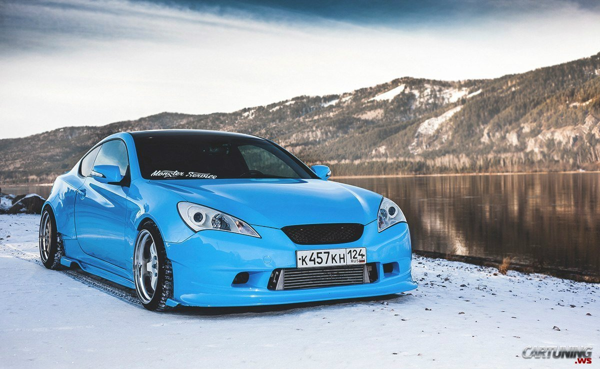 stanced hyundai genesis coupe. Black Bedroom Furniture Sets. Home Design Ideas