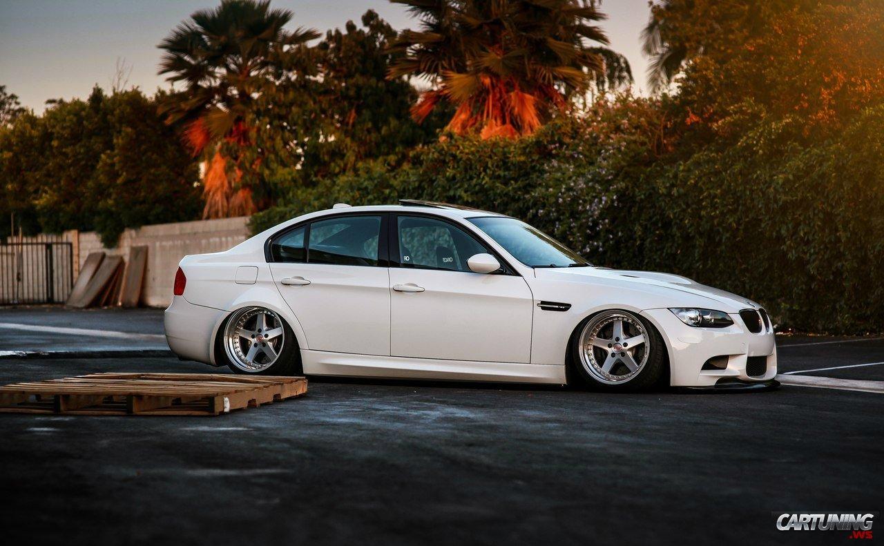 Dodge Challenger Stance >> Stanced BMW 335i E90