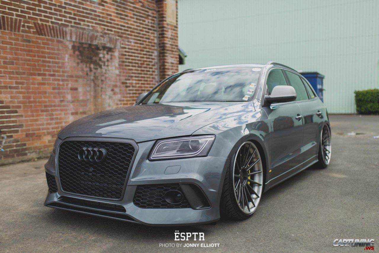 Tuning Audi Sq5