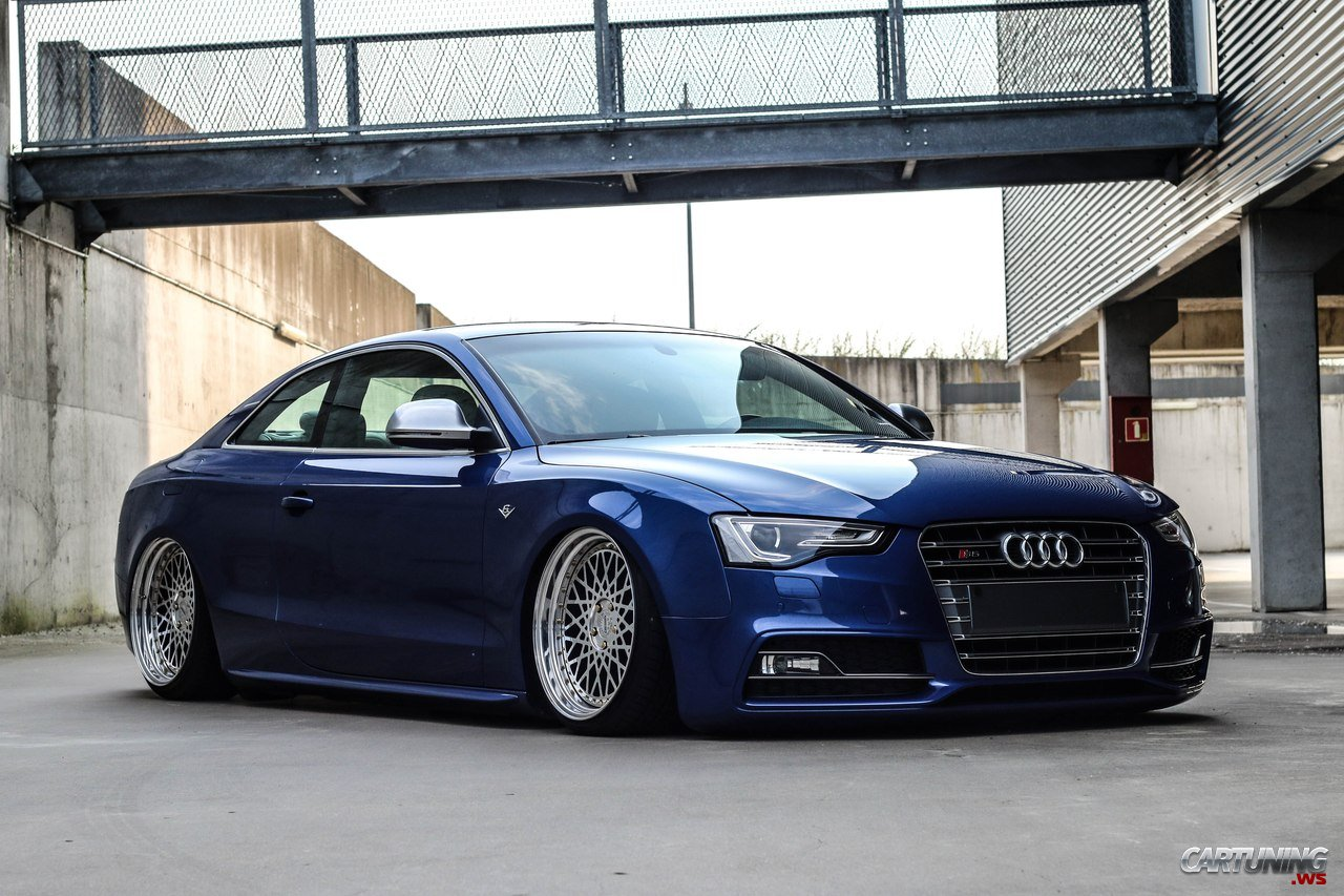 Audi A3 2008 >> Stanced Audi S5 Coupe 2016