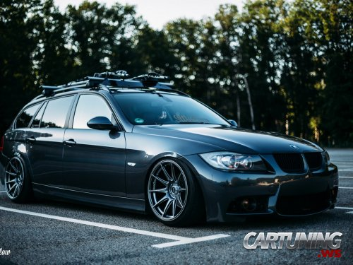 stanced bmw 330i touring e91. Black Bedroom Furniture Sets. Home Design Ideas