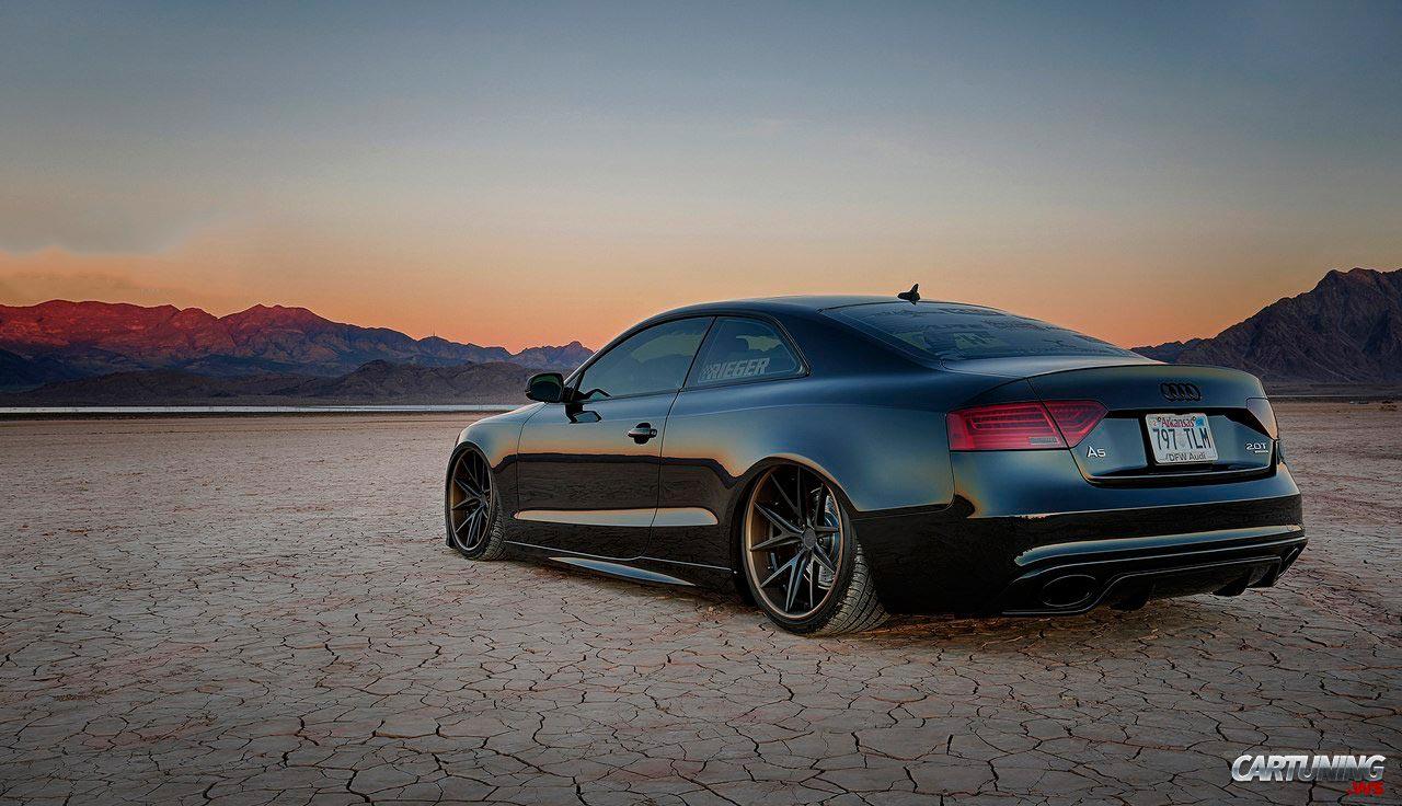 Stance Audi A5 2 0t 2016 Rear