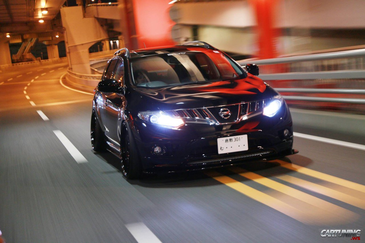 Tuning Nissan Murano 2015 Cartuning Best Car Tuning Photos From