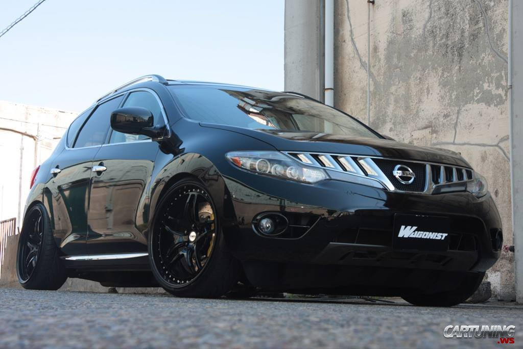 Tuning Nissan Murano 2015 Front