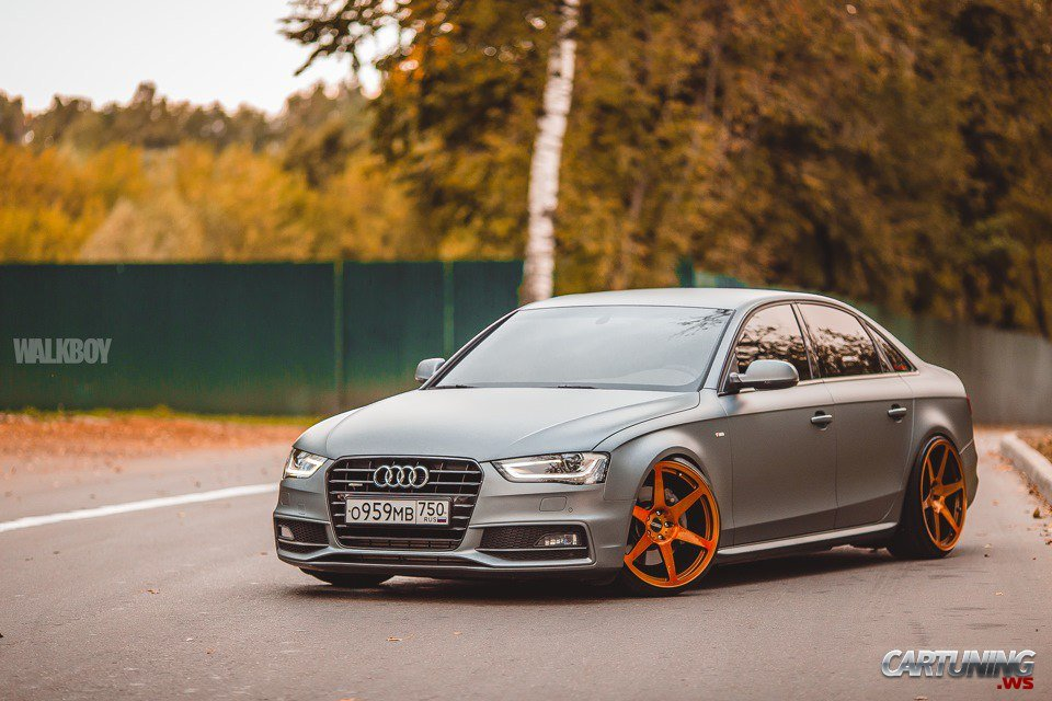 Audi A4 2015 Tuning