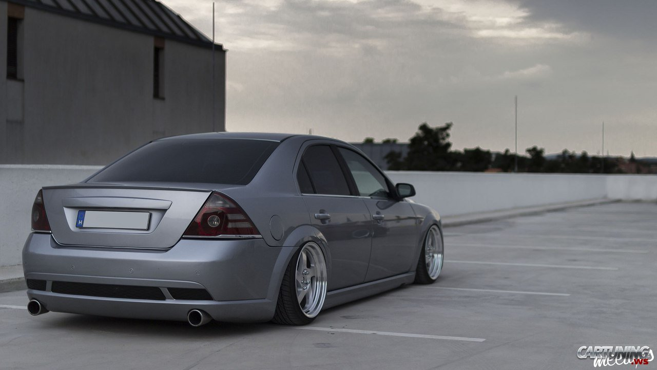 Tuning Ford Mondeo Mk3 Rear
