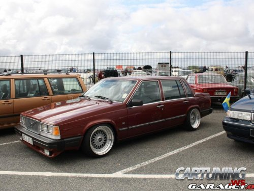 tuned volvo 740 cartuning best car tuning photos from. Black Bedroom Furniture Sets. Home Design Ideas