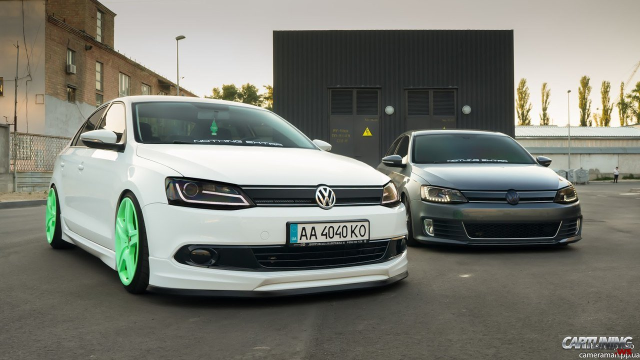 Tuning Volkswagen Jetta 187 Cartuning Best Car Tuning