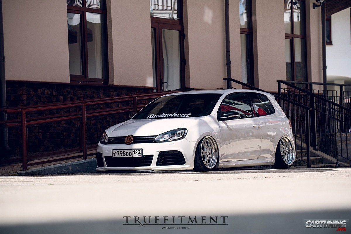 New Toyota Prius >> Tuning Volkswagen Golf R 3dr Mk6 front