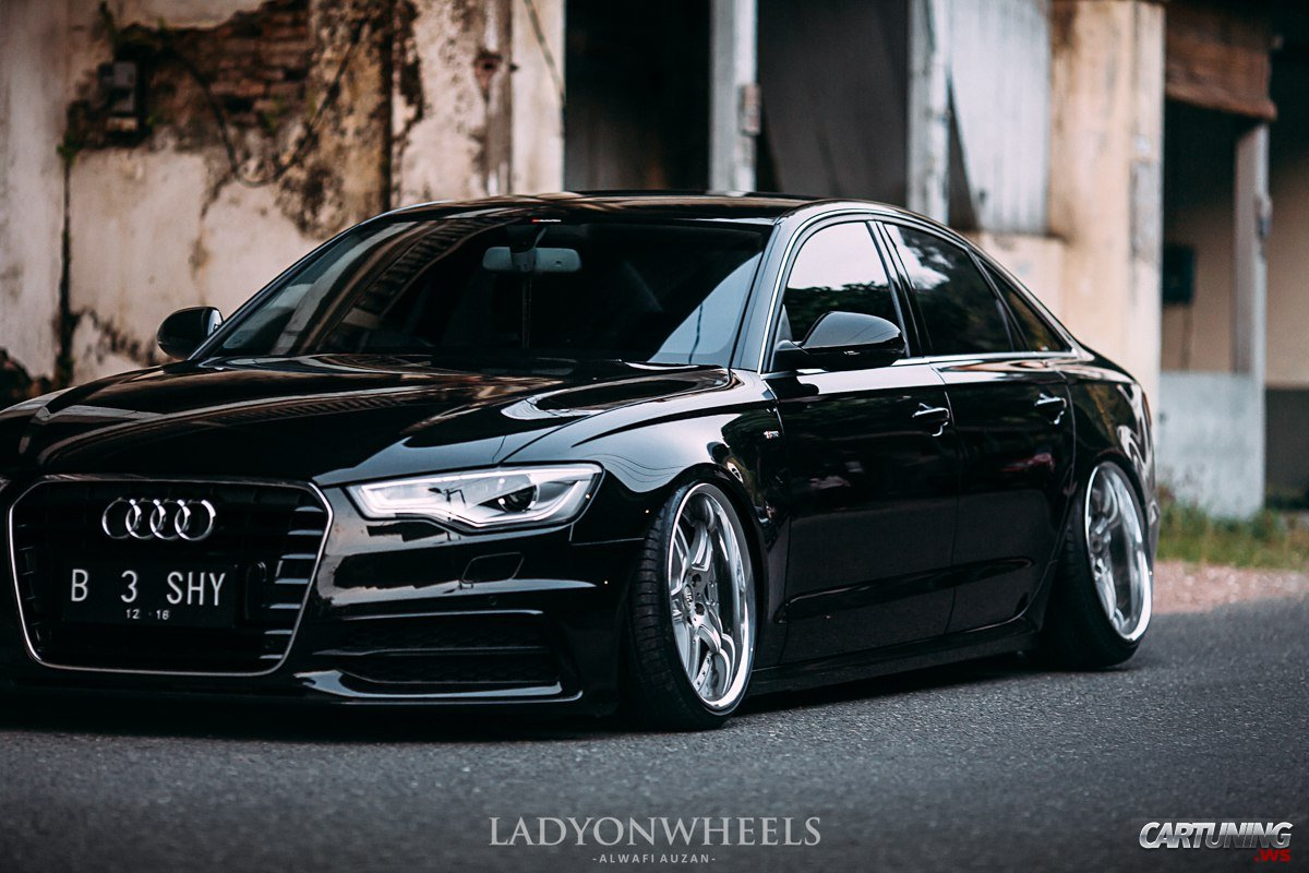 tuning audi a6 2 8fsi c7 cartuning best car tuning photos from all the world. Black Bedroom Furniture Sets. Home Design Ideas