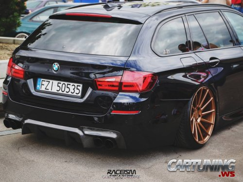 stanced bmw 530d touring f11 cartuning best car tuning photos from all the world. Black Bedroom Furniture Sets. Home Design Ideas