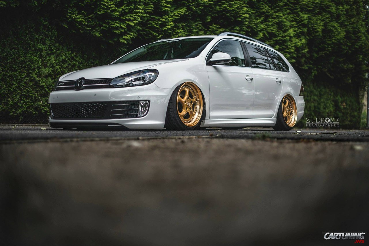 tuning volkswagen golf gtd variant mk6 cartuning best. Black Bedroom Furniture Sets. Home Design Ideas