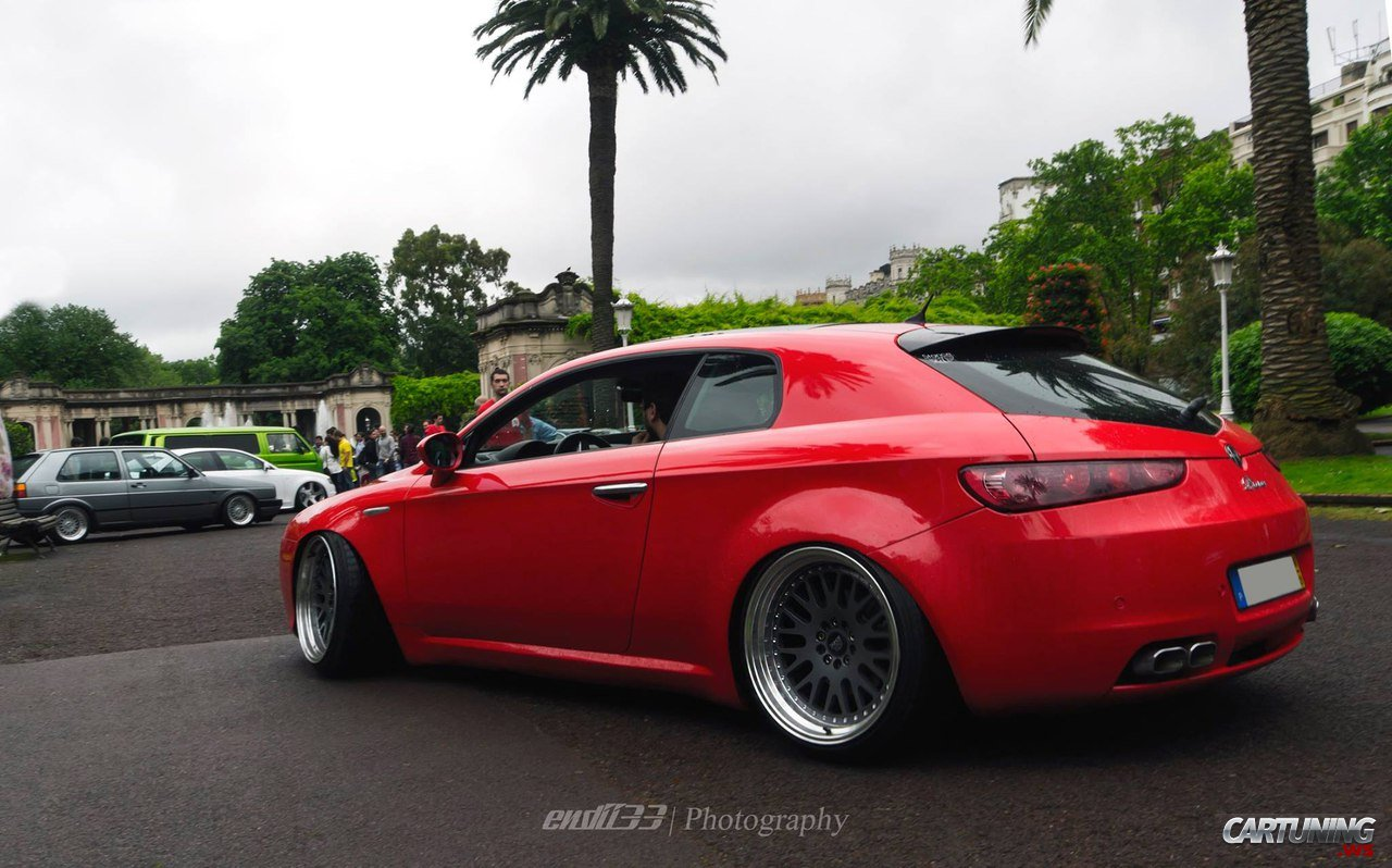 Tuning Alfa Romeo Brera 187 Cartuning Best Car Tuning