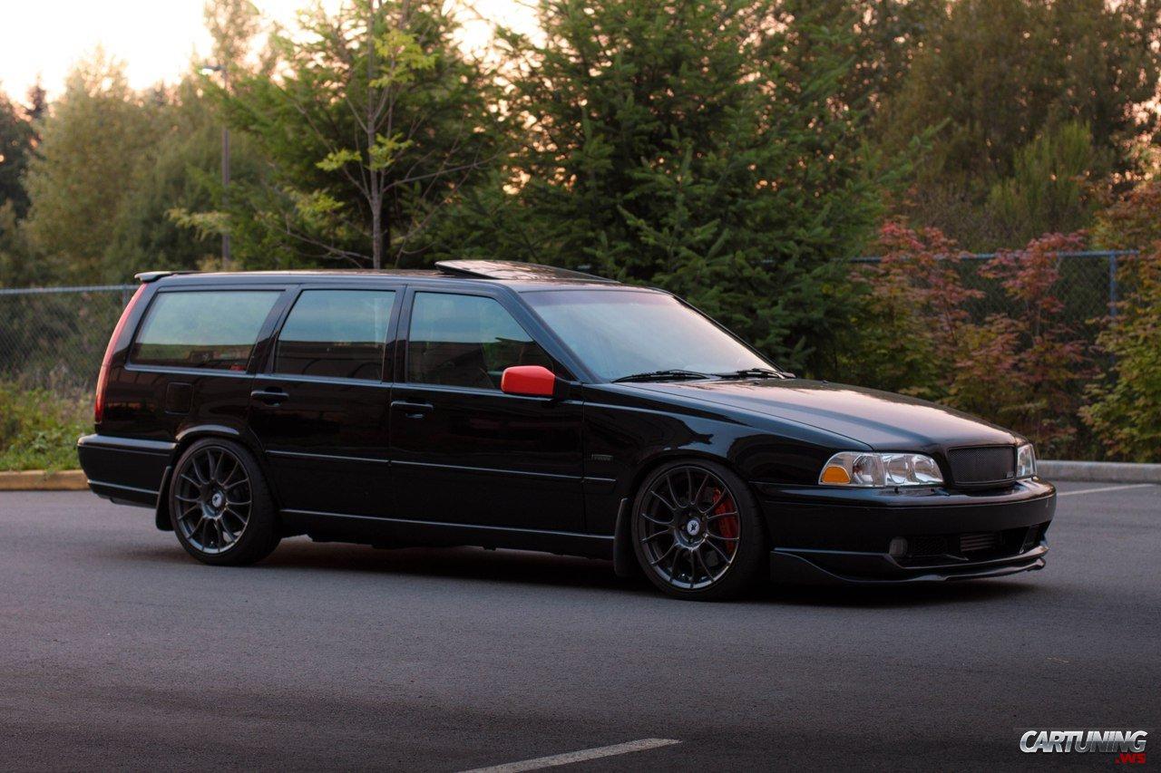 Volvo V70 Cabrio >> Tuning Volvo V70 side