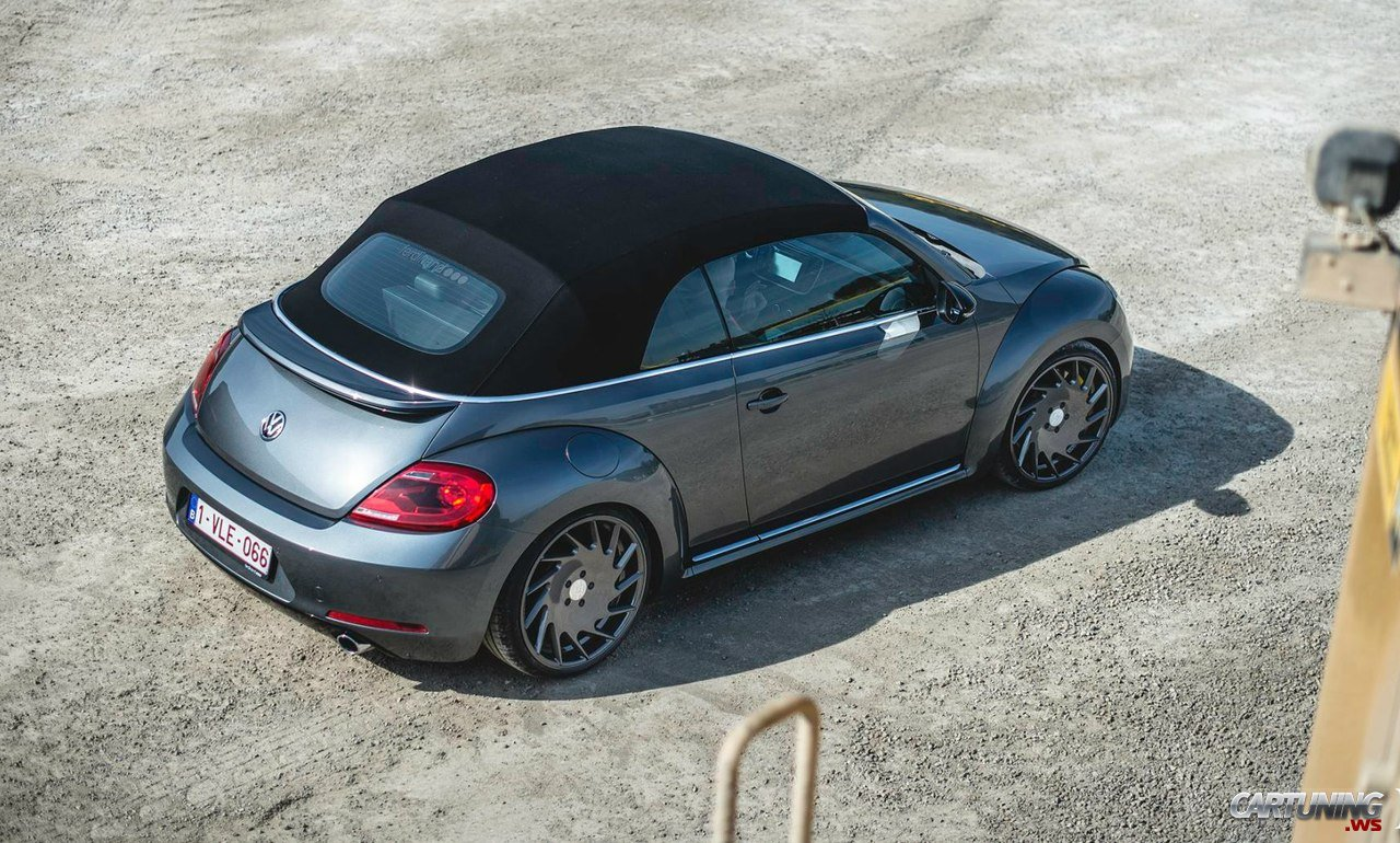 stance volkswagen new beetle cabrio 2015. Black Bedroom Furniture Sets. Home Design Ideas