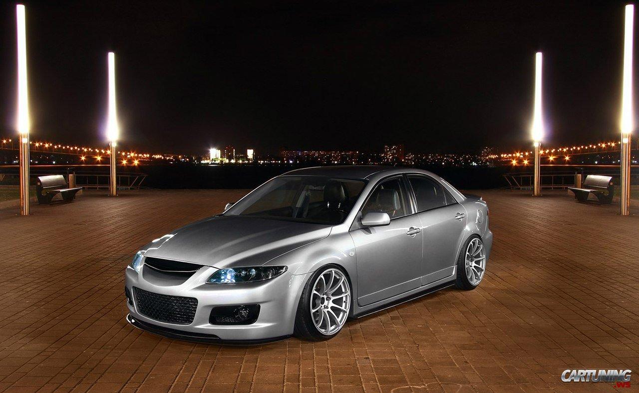 2016 Audi Q5 >> Low Mazda 6 MPS