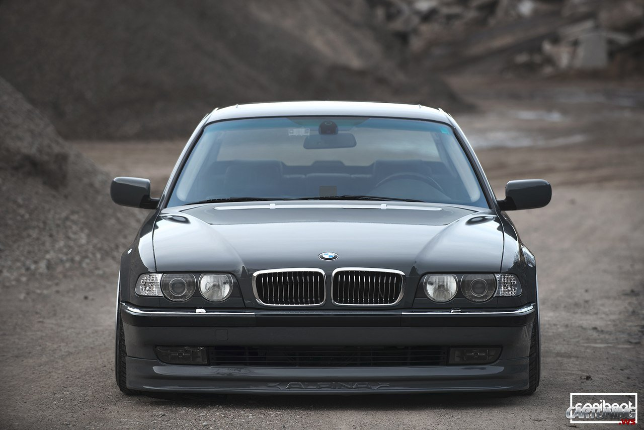 Bmw 740i E38 On Air Front