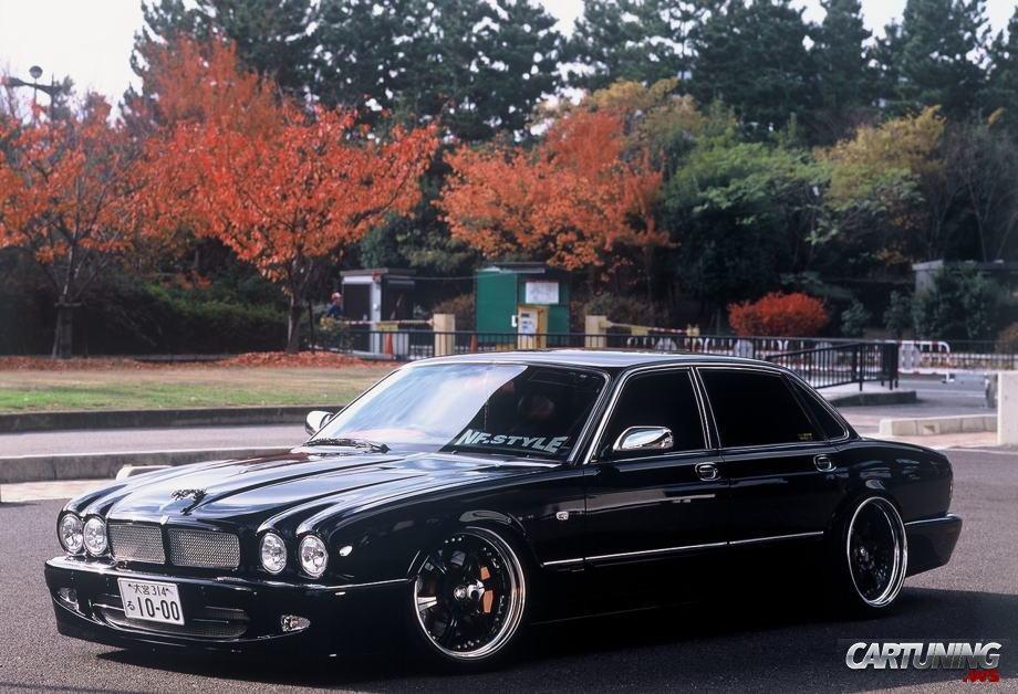 Low Jaguar XJR