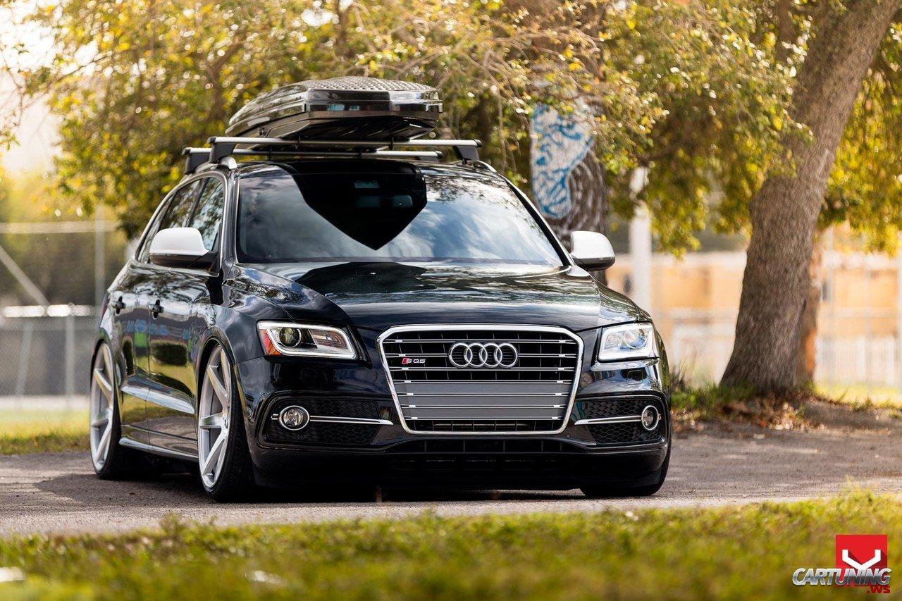 Low Audi Sq5 Front