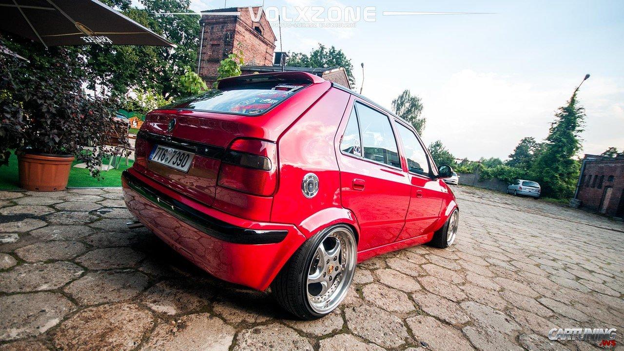 Stance Skoda Felicia » CarTuning - Best Car Tuning Photos ...