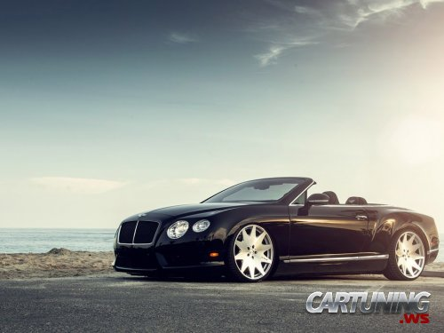 Tuning Bentley Continental GT Convertible