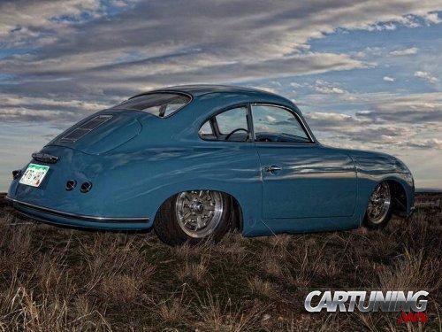 Tuning Porsche 356
