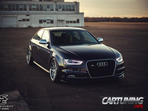 stanced audi s4 b8. Black Bedroom Furniture Sets. Home Design Ideas