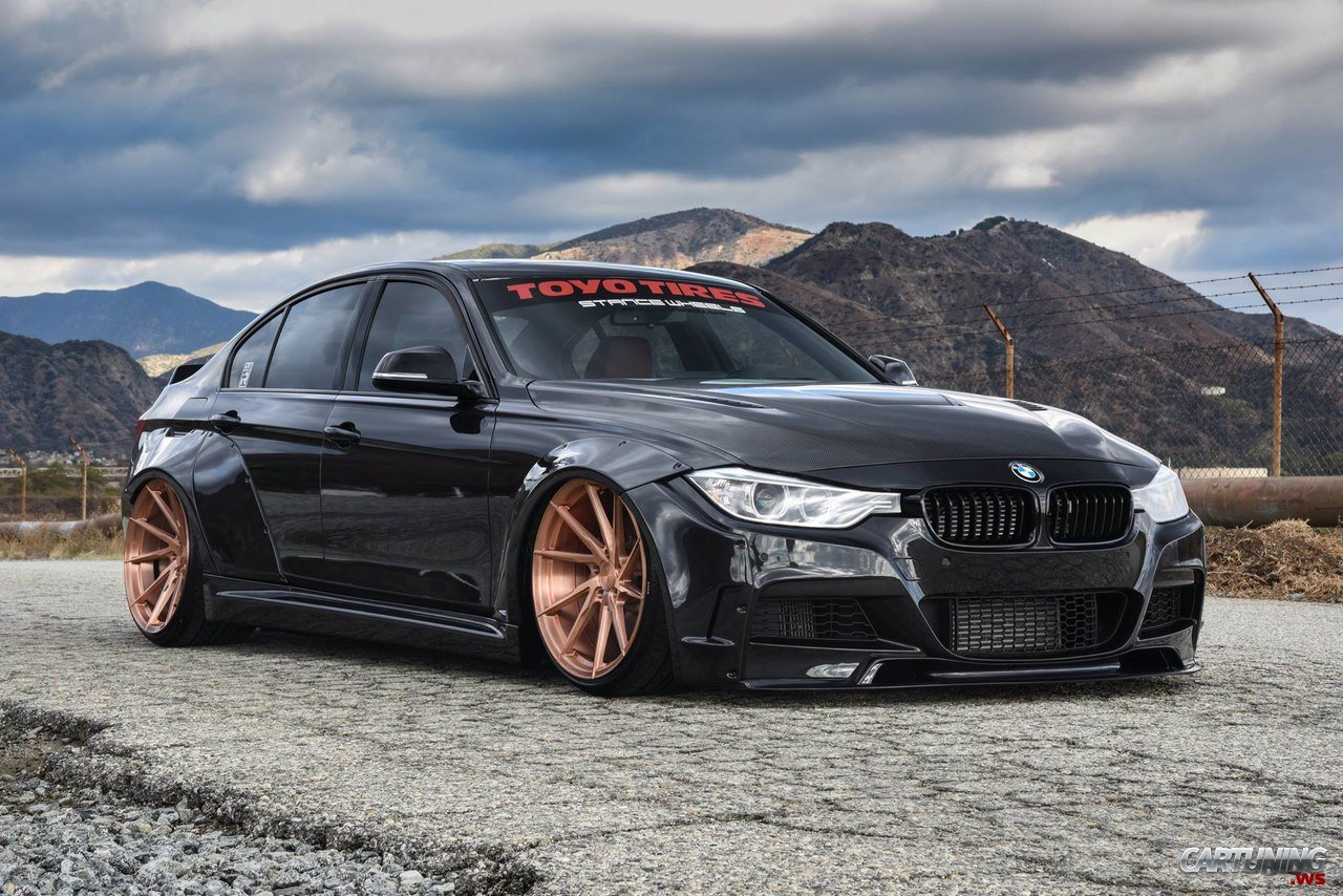 bmw 330i f30 widebody. Black Bedroom Furniture Sets. Home Design Ideas