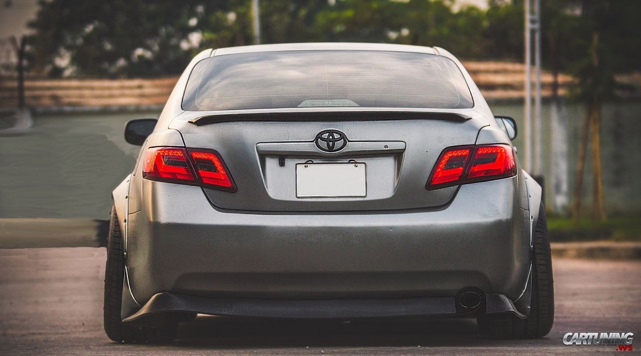 Toyota Camry V40 Widebody Rear