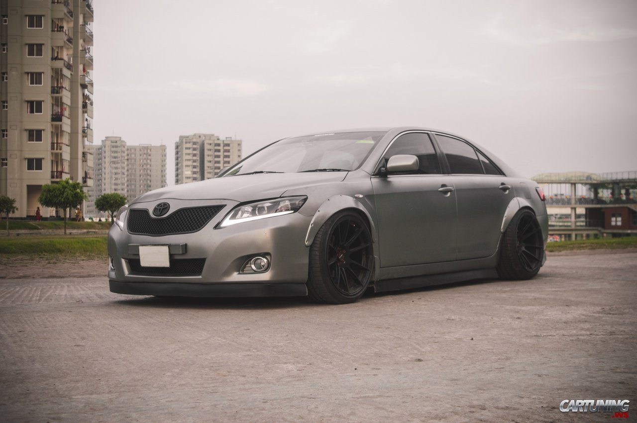 Toyota Camry V40 Widebody Front