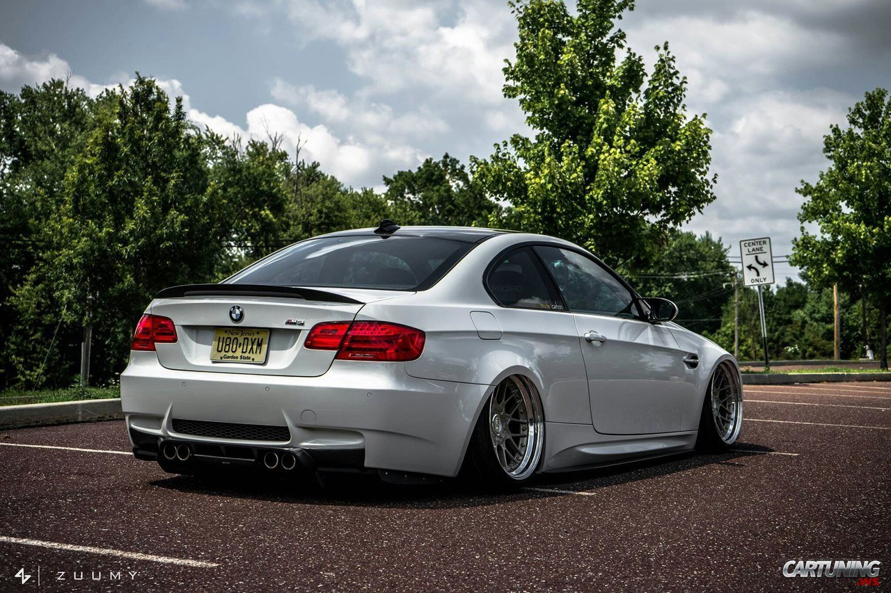 Subaru Legacy Lowered >> Lowered BMW M3 E92 rear