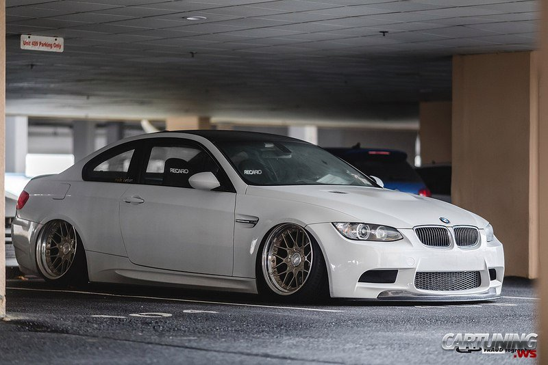 Lowered Bmw M3 E92 Cartuning Best Car Tuning Photos From All The