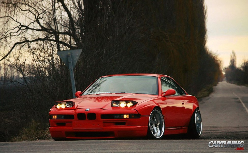 Bmw 850i E31 Air Lift