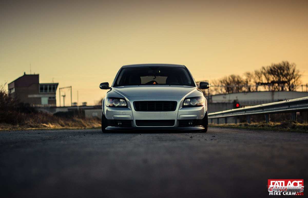 Stance Volvo C30 front
