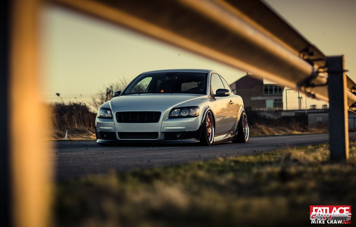 Stance Volvo C30 187 Cartuning Best Car Tuning Photos From