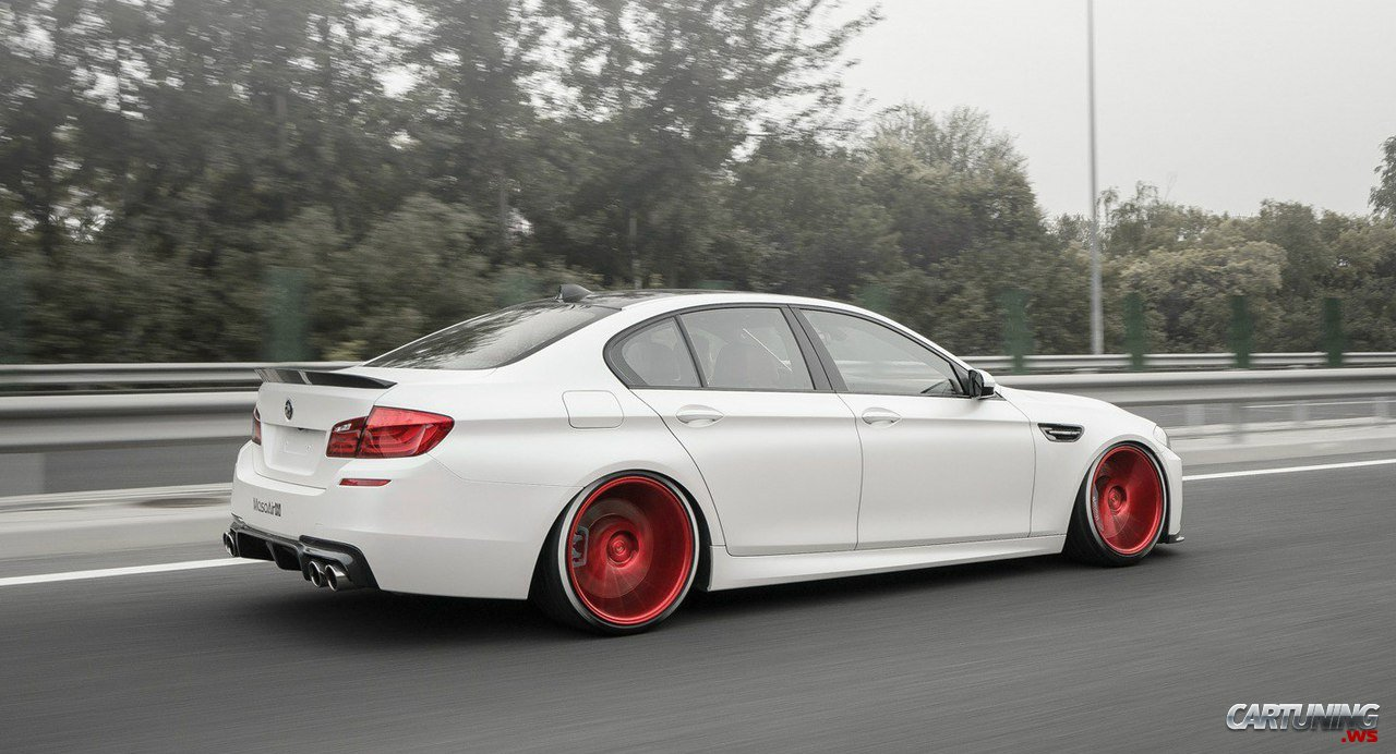 Tuning Bmw 535i F10 Airlift Rear