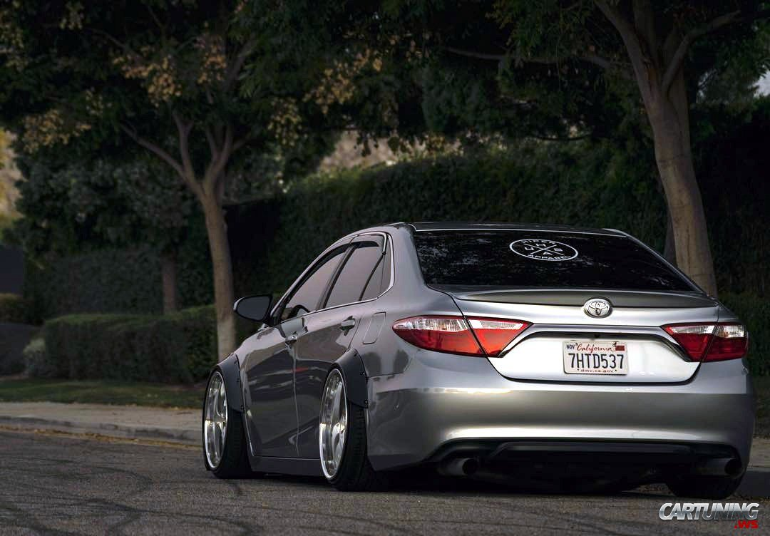 Stance Toyota Camry 2016 Back