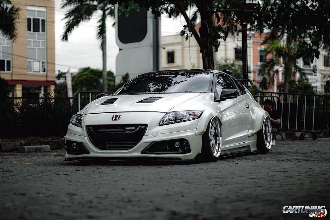 Toyota Chr Hybrid >> Stance Honda CR-Z Hybrid