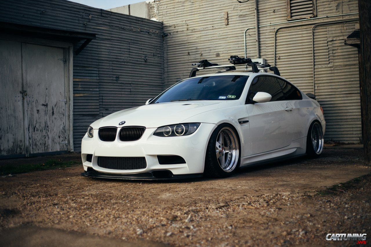 Betere BMW 330i Coupe E92 Airlift HD-55
