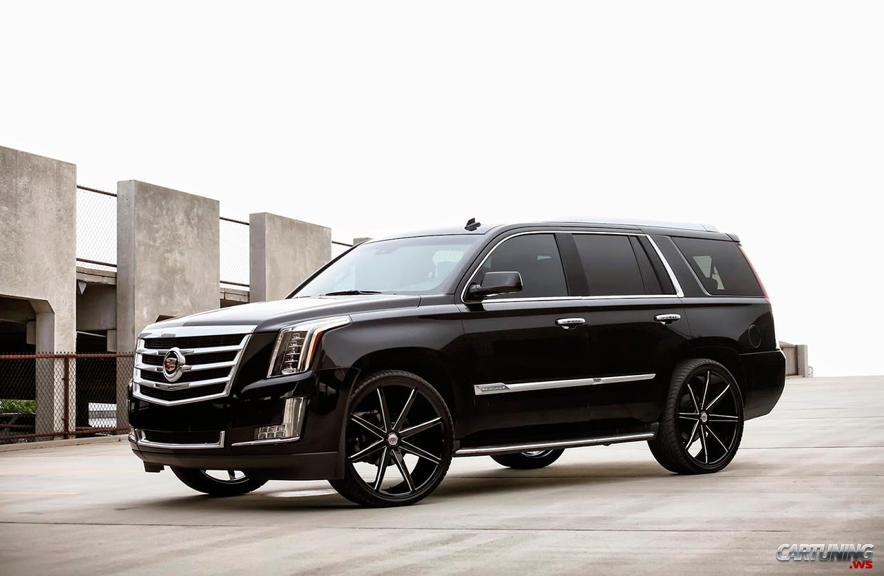 tuning cadillac escalade 2017. Black Bedroom Furniture Sets. Home Design Ideas