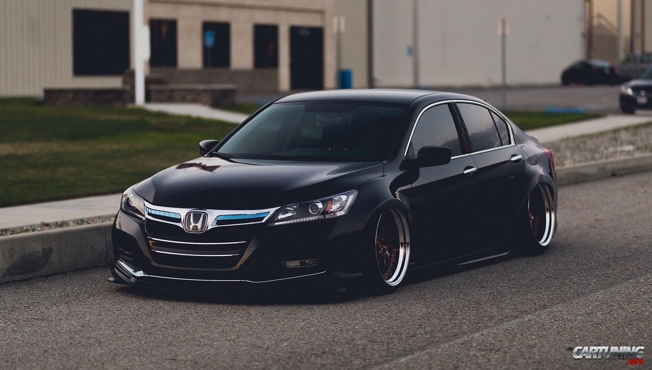 2007 Honda Accord Custom >> Stanced Honda Accord USA