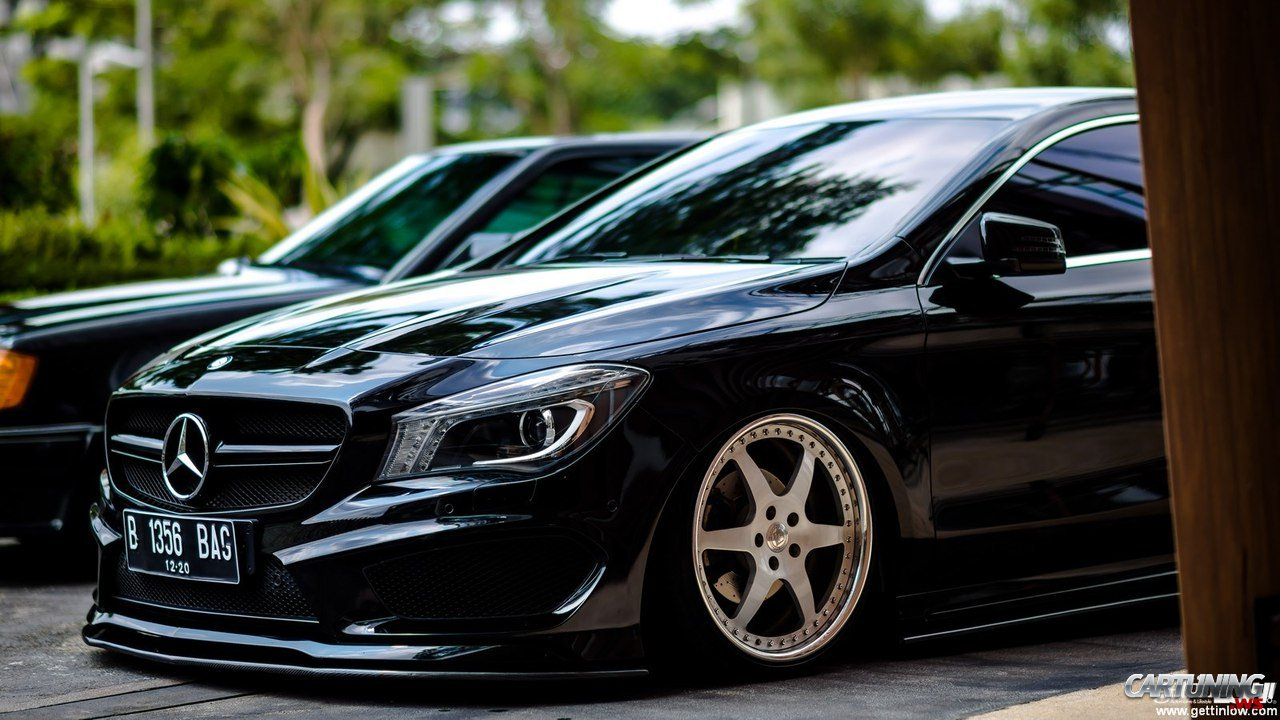 tuning mercedes benz cla 200 c117 forged wheels. Black Bedroom Furniture Sets. Home Design Ideas