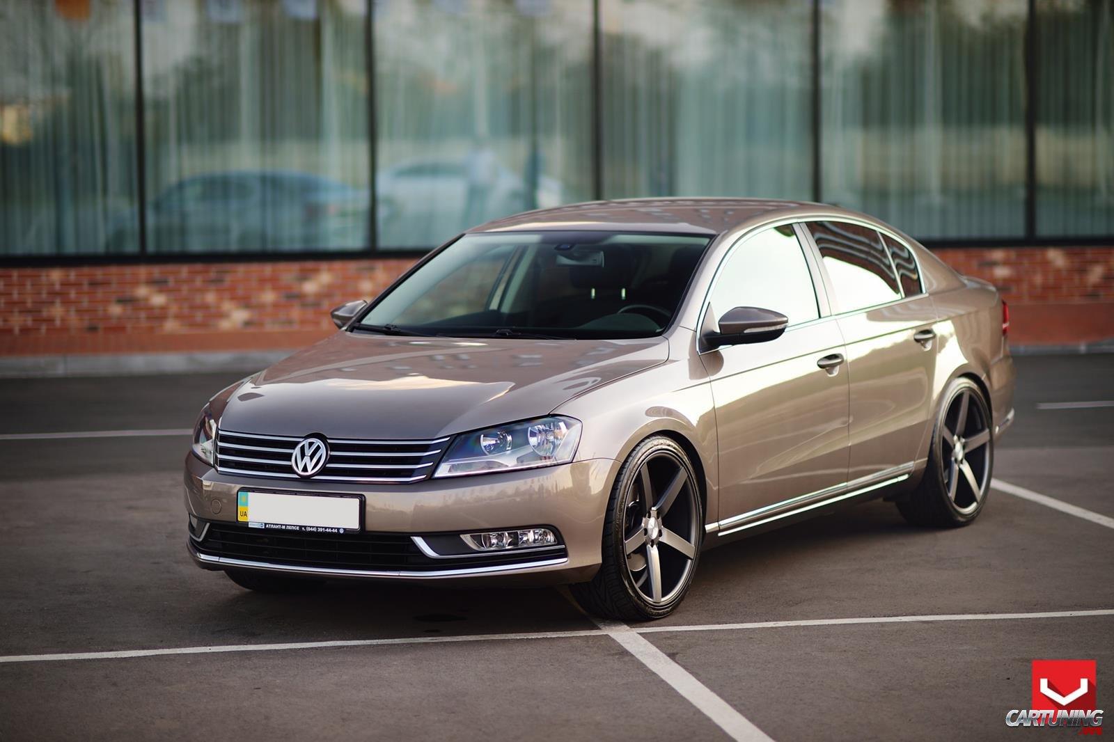 Tuning Volkswagen Passat B7