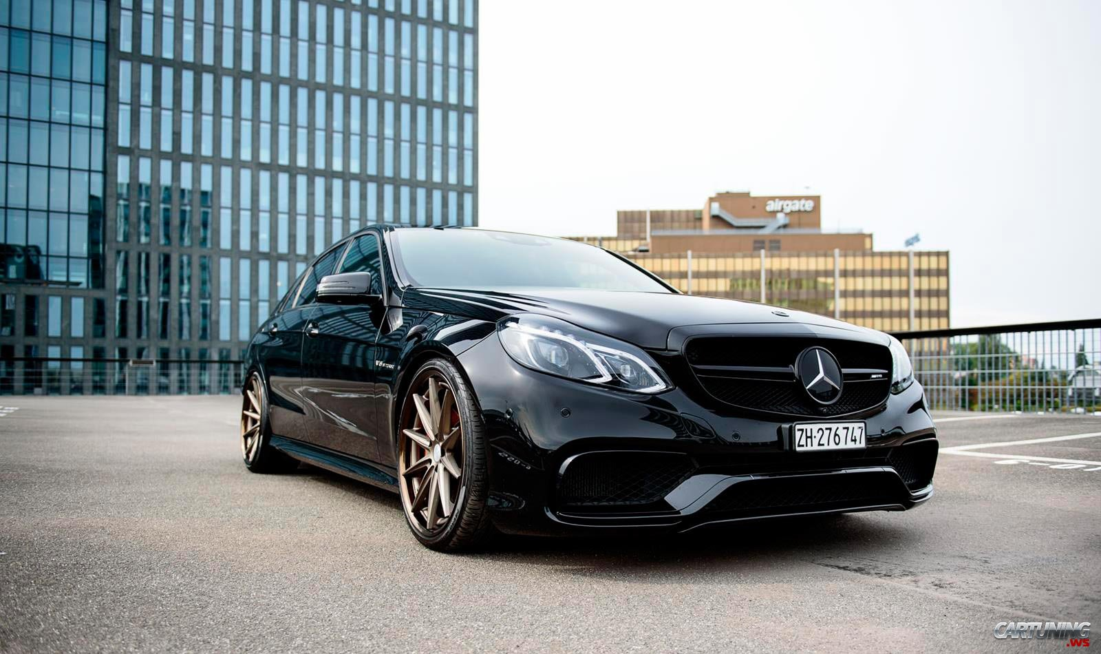 tuning mercedes benz e63 amg w212 front. Black Bedroom Furniture Sets. Home Design Ideas