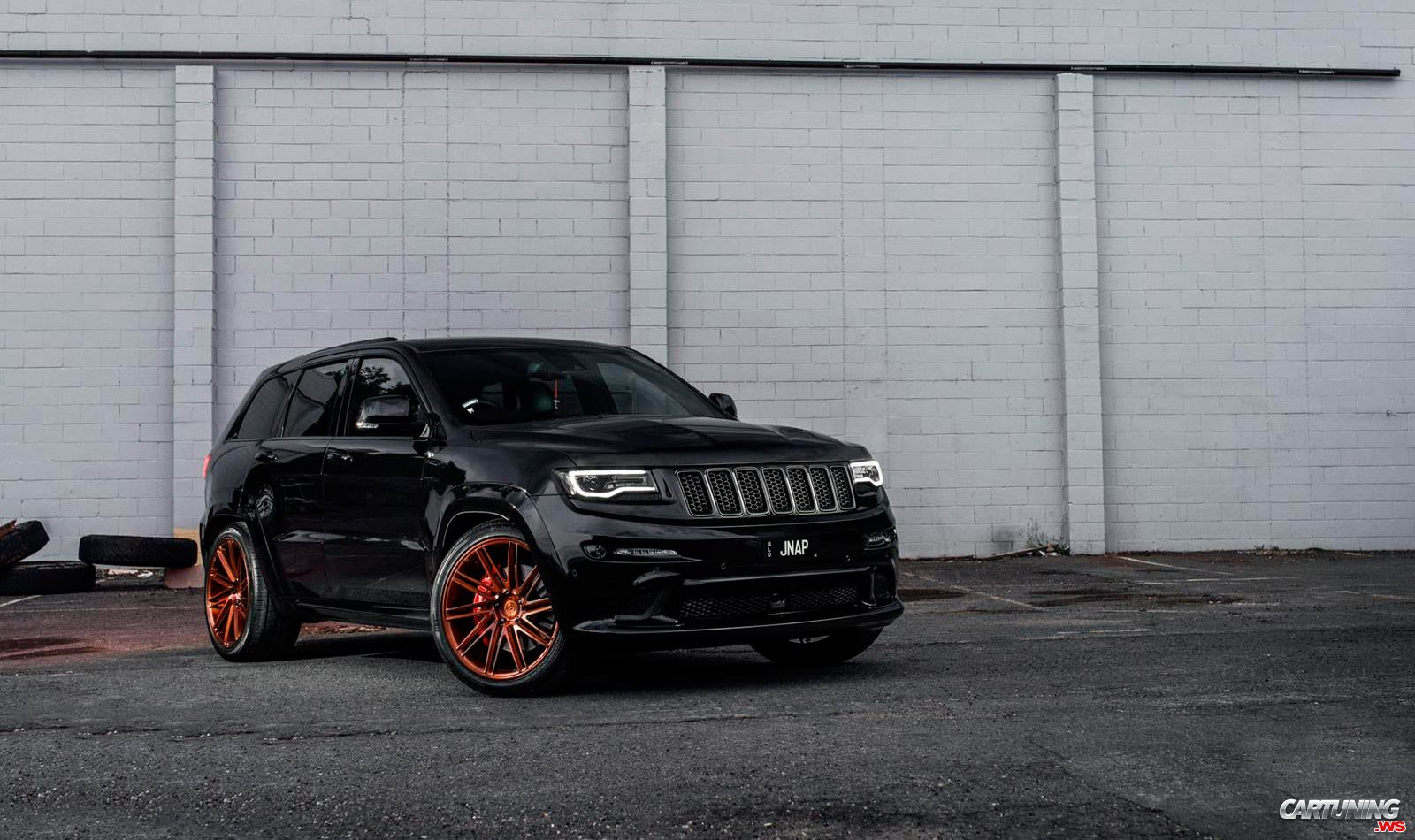 jeep grand cherokee srt8 vossen. Black Bedroom Furniture Sets. Home Design Ideas