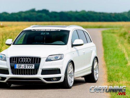 Tuning Audi Q7