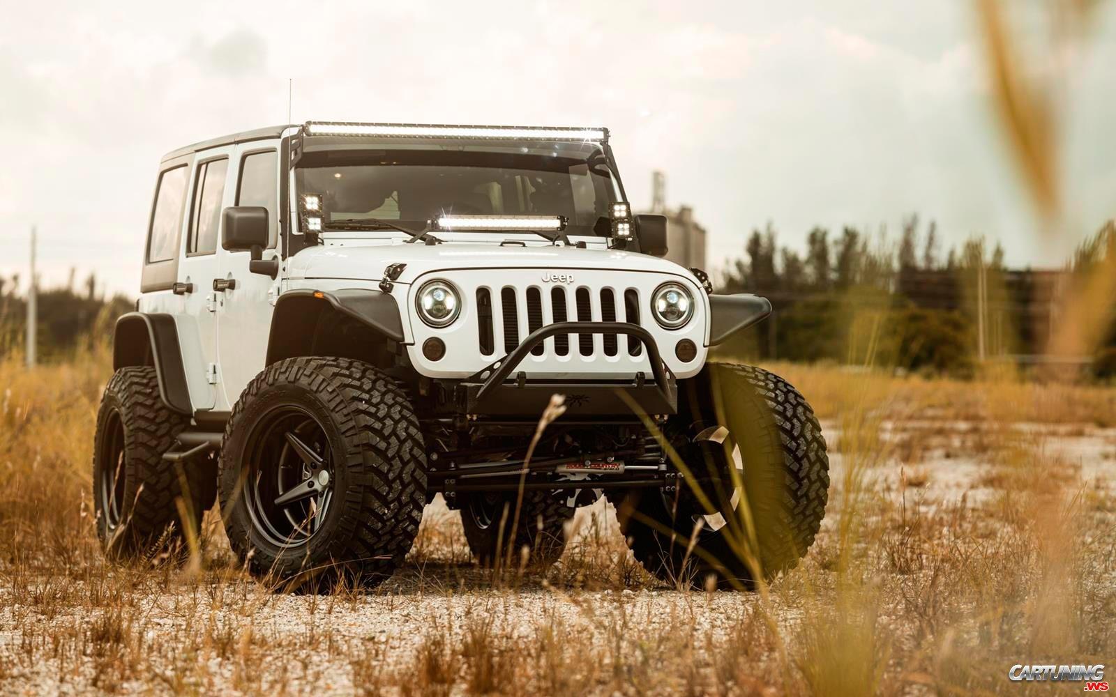 Tuning Jeep Wrangler