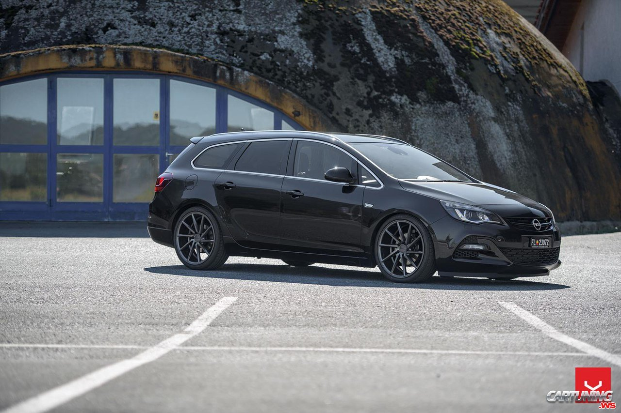 Tuning Opel Astra J Tourer