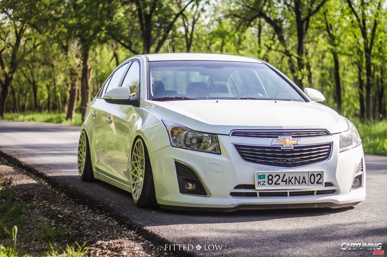 1-tuning chevrolet cruz